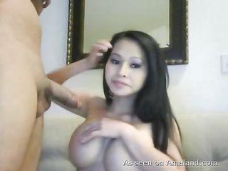Деревенское любительское порно