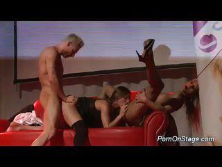 Порно транс грубо